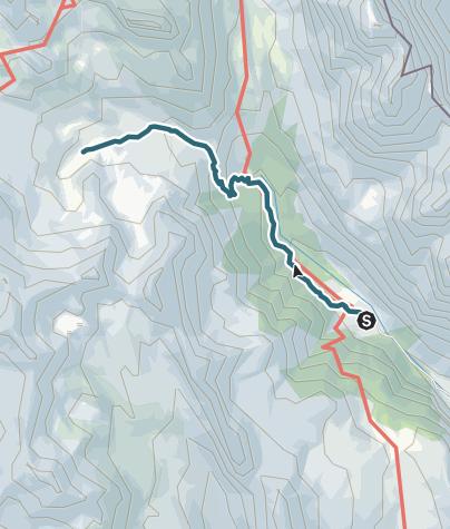 Mapa / Re magi - lac Lavoir