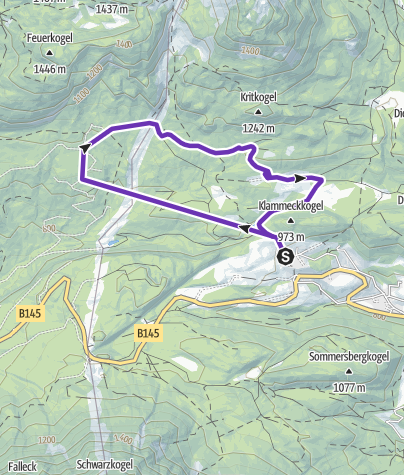 Map / Tourenplanung am 09.03.2019 21:14:40