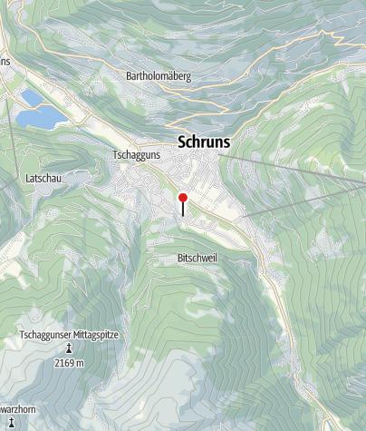 Karte / Twin Residences Salzgeber