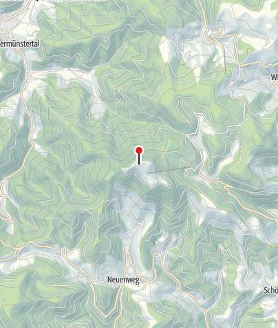 Map / Der Kult der Schwarzwald-Kelten