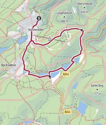 Map / Liebesbankweg, 7,8 km, 151 Hm, 2:12 Std