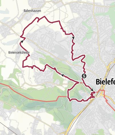 Map / B+H-2019-04-04: Bielefelder Runde