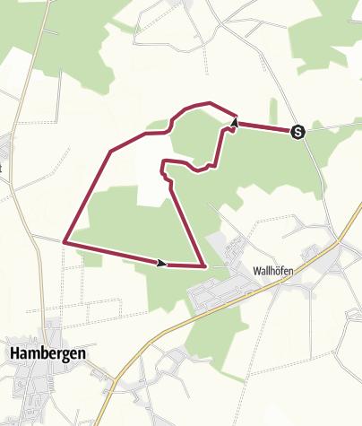 Karte / Heilsmoor