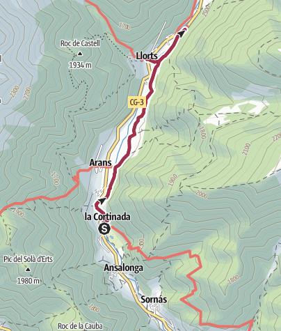 Map / Ruta del Ferro