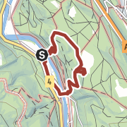 מפה / Walderlebnispfad