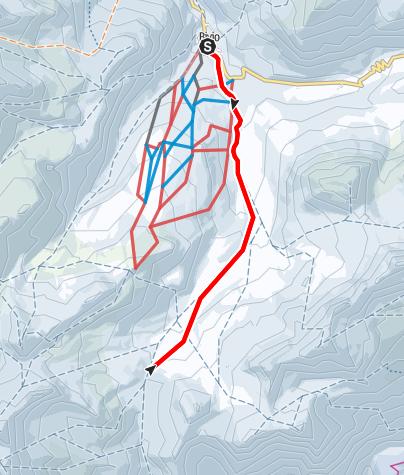 Karte / Römer Tour
