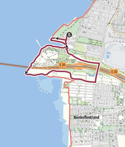 Map / The Bridge Backyard Ultra