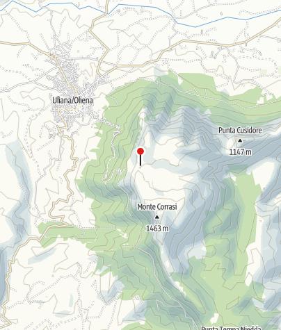 Karte / Stazzu Pradu 1139m