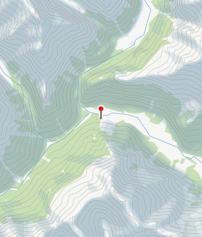 Karte / Kerin Forks Hut