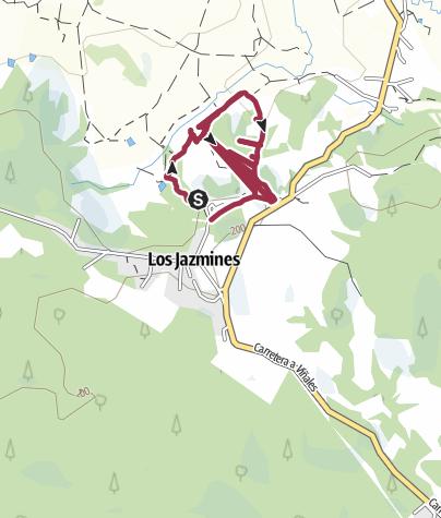 地图 / Los Jamines 12.05.2019 08:46:00
