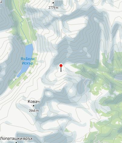 Karte / Hütte Grntschar