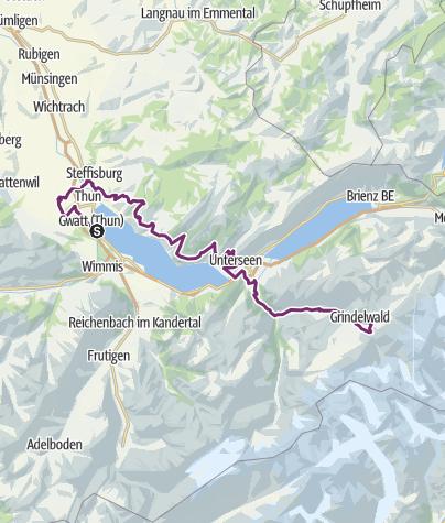 Karte / JFR 2019 Fr 1 Vormittag