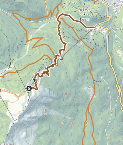Cartina / Tognola DH UNO