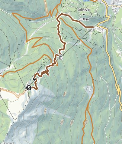 Karte / Tognola DH1