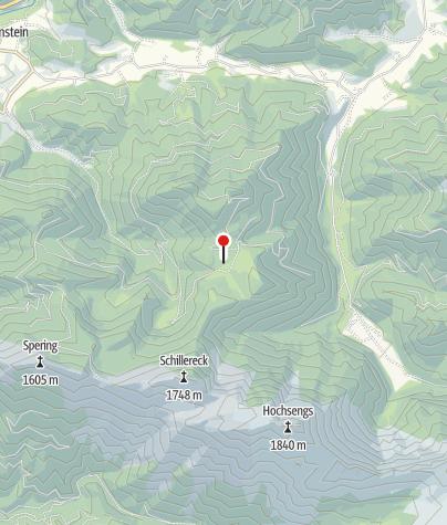 Karte / Jagdhütte 1130m