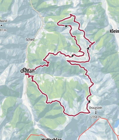 地图 / Tourenplanung am 03.06.2019 20:19:02