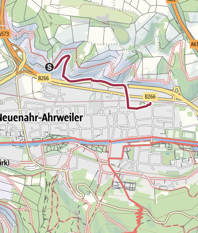 Karte / 1Tag_Teil2_14_Ahrtaler_Gipfelfest_Hemmessener_Hütte_Bahnhof_Bad_Neuenahr_2_2_km