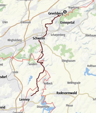 Map / KPW2019_07 von Gevelsberg nach Lennep am 25.6.2019 NICHT FERTIG