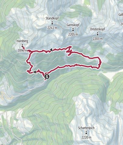 Karte / Aufzeichnung am 11.06.2019 09:21:25