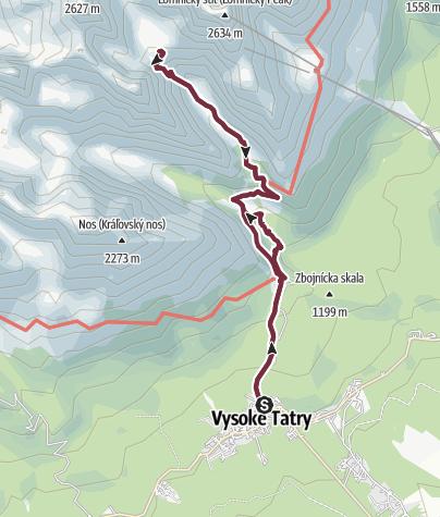 Map / Hrebenok_Teryho
