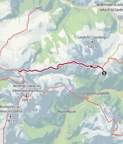 מפה / טיול שתוכנן בתאריך 17 ביוני 2019 22:10:02