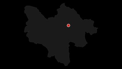 Karte / Sieben Eichen