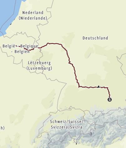 Karte / KPW2020_II München