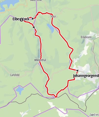 Karte / RR ERZ T20 Die Auersbergrunde