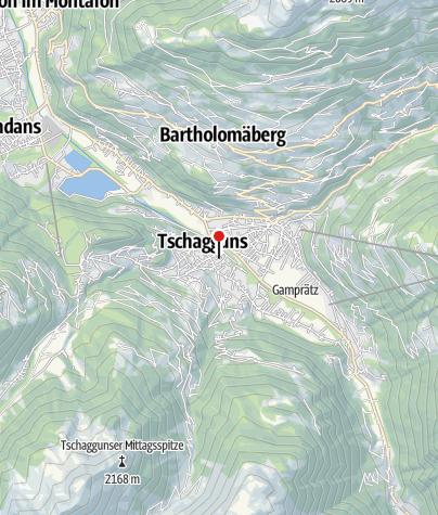 Karte / Haus Amann