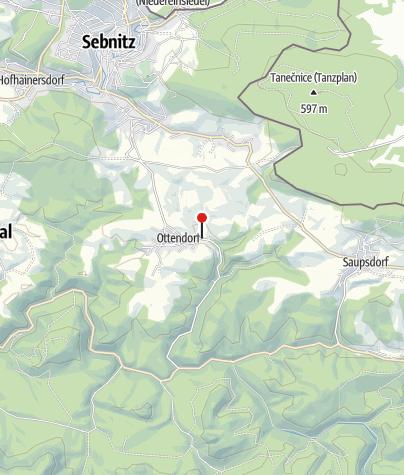 Map / Ottendorfer Hütte