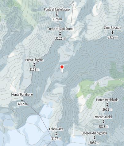 Karte / Rif Mandron 2449m