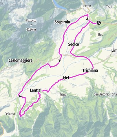 Cartina / esplorazione