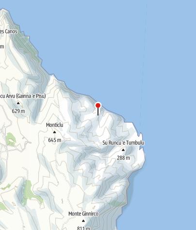 Karte / Cuile Fenos Trainos