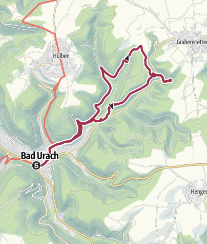 Karte / Lauereck Variante 2