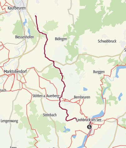 Karte / Lechbruck 2