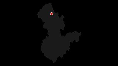 Karte / Grünroute: Etappe 1 Düren - Aachen