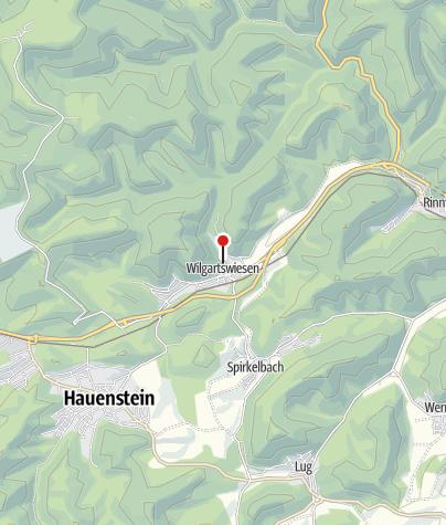 Karte / Landhaus Am Hirschhorn