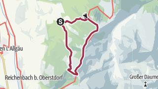 Map / Across the Sonnenköpfe