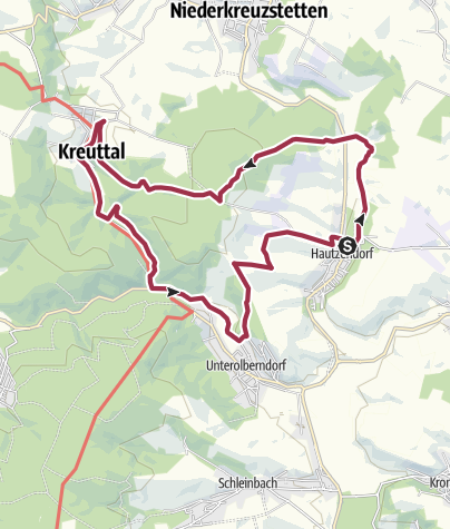Kart / Kreuttal Rundwanderung