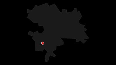 Karte / Grenzlandweg