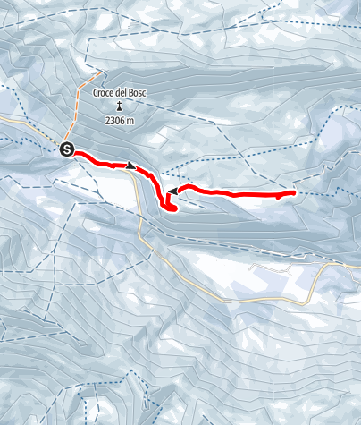 Map / Acquacalda - Alp Dötra