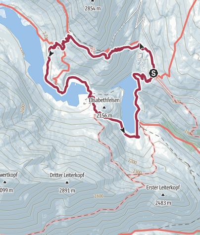 Térkép / Tour from GPX track at 2019. augusztus 10.
