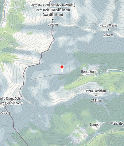 Karte / Grossalp