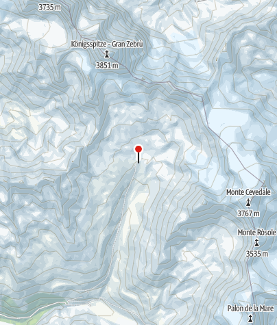 Karte / Rifugio Pizzini-Frattola