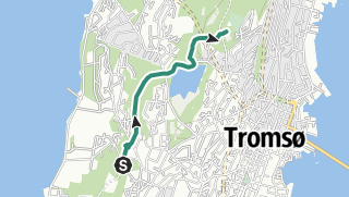 Map / Mountain Hike on 18 August 2019 at 12:59