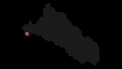 Karte / Schleifenroute DE Regensburg  - Kelheim / Saal a. d. Donau Etappe 104