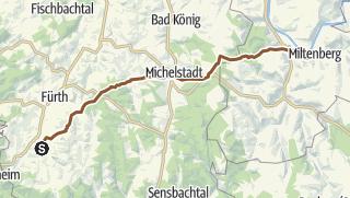 Map / Weiher Miltenberg