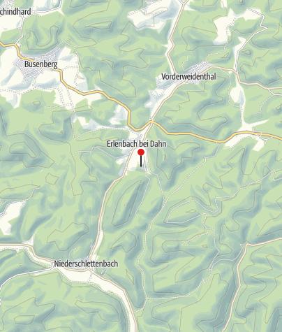 Karte / Burg Berwartstein