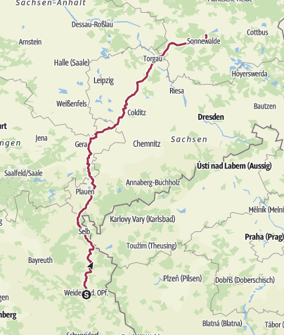 Kart / Tour aus GPX-Track am 31. August 2019