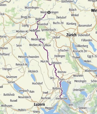 Karte / Aufzeichnung am 31.08.2019 11:13:35 vorm.